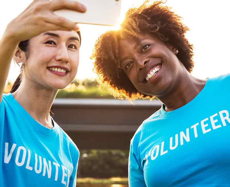 What We Do - Volunteers - EarthShare National - Environmental non-profit charity organization and environment volunteering